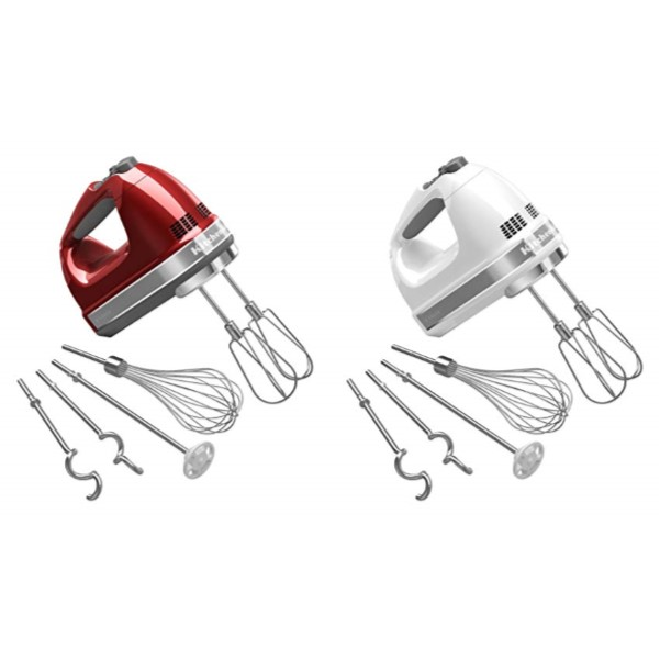 KitchenAid 9-Speed Hand Mixer Reg Sale 99.99
