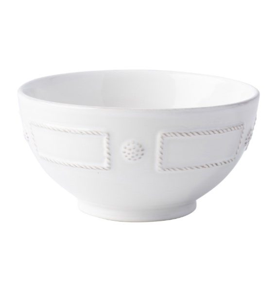 French Panel Cereal Bowl
