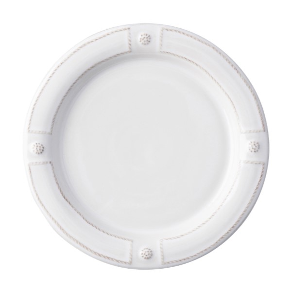 French Panel Dinner Plate