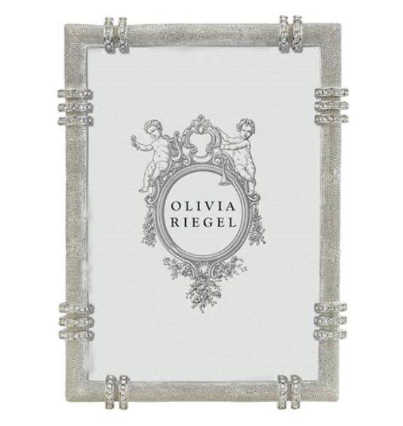 Silver Cassini frame