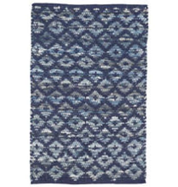 Denim Rag Diamond Indigo
