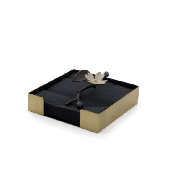 Dogwood Napkin Box