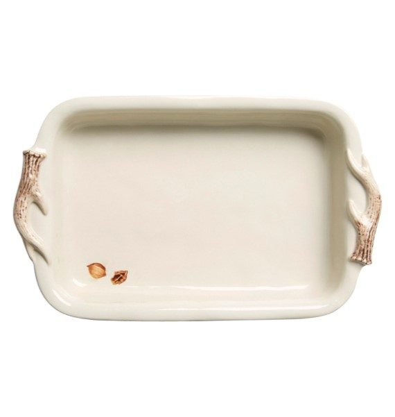 Forest Walk Rectangular Baker