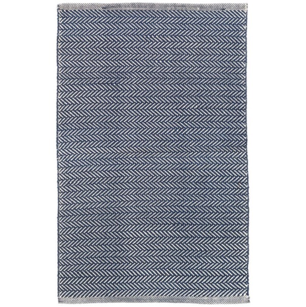 Herringbone Indigo In Out