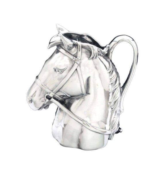 Horse Wine Pitcher