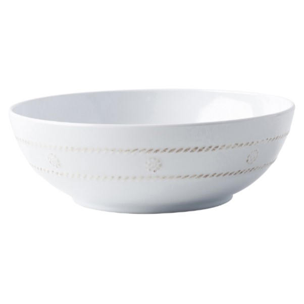 Melamine Berry And Thread Coupe Bowl