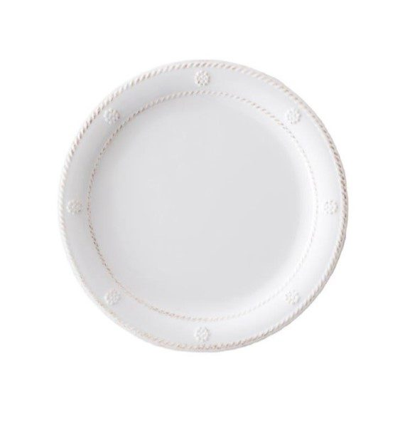 Melamine Berry And Thread Salad Plate
