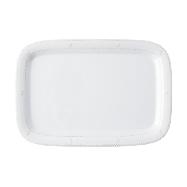 Melamine Berry And Thread Serving Platter