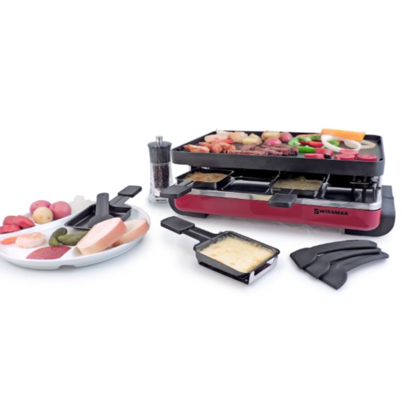 Red Person Raclette