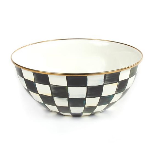 Courtly Check Bowl Large
