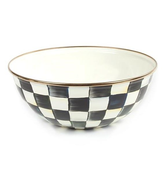 Courtly Check Bowl Medium