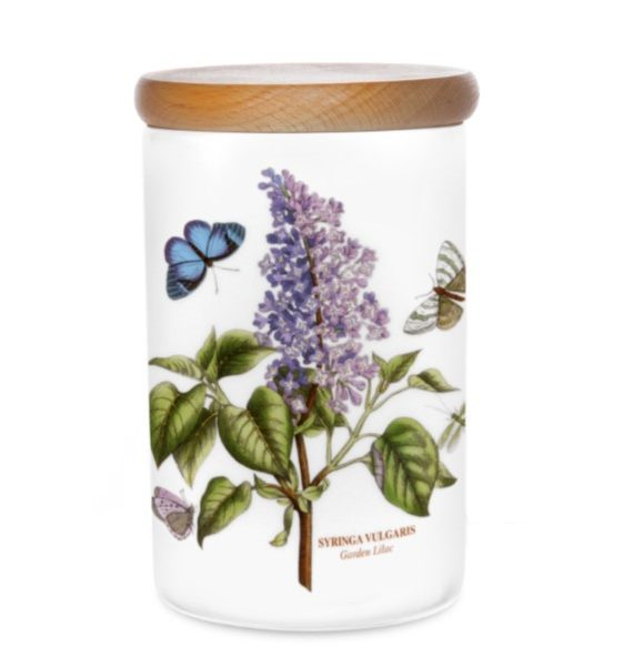 Lilac Canister