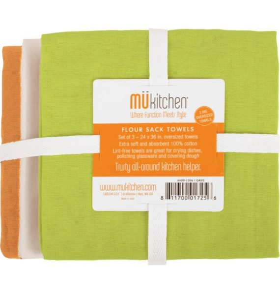 Meadow Flour Sack Towels