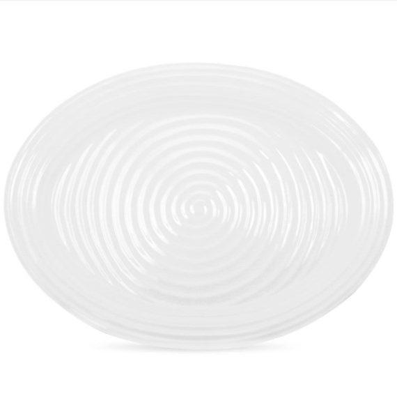 sc oval Platter
