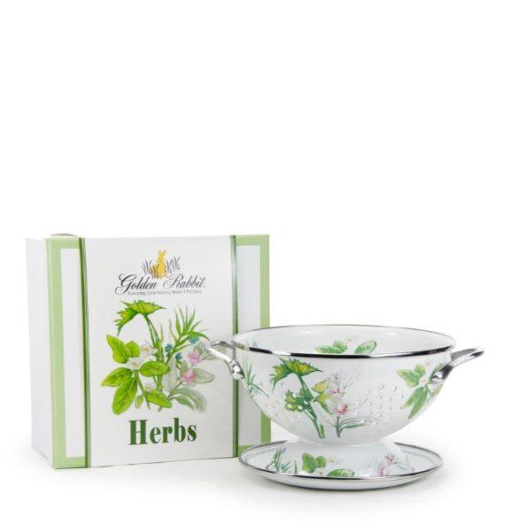 herb colander