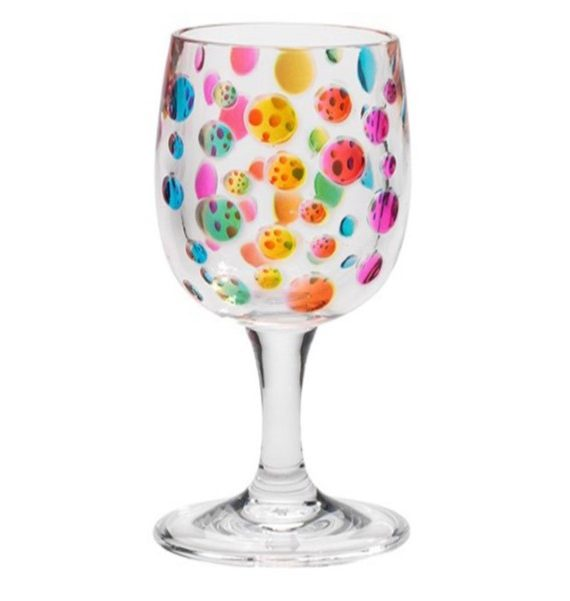 rainbow Dot Wine