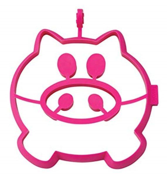 silicone pig