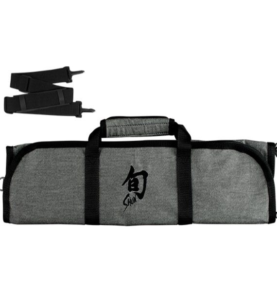 Grey knife bag
