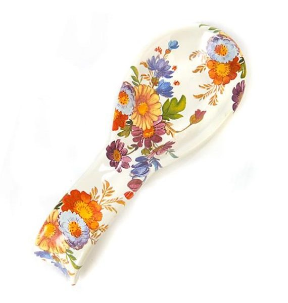 flower market spoonrest