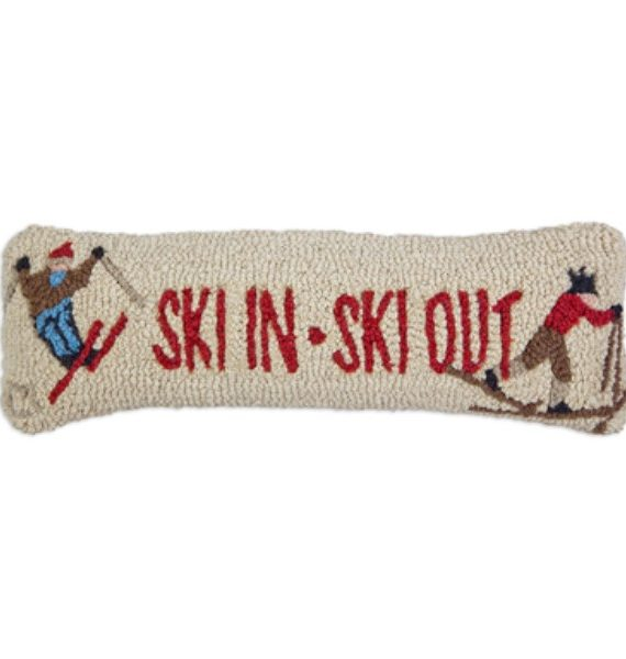 skiinskiout pillow