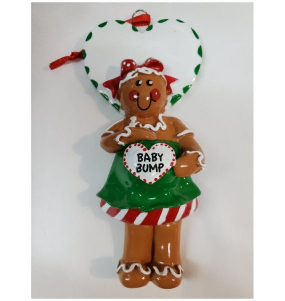 Baby Bump Ornament