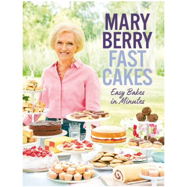 Mary Berry Fast Cakes