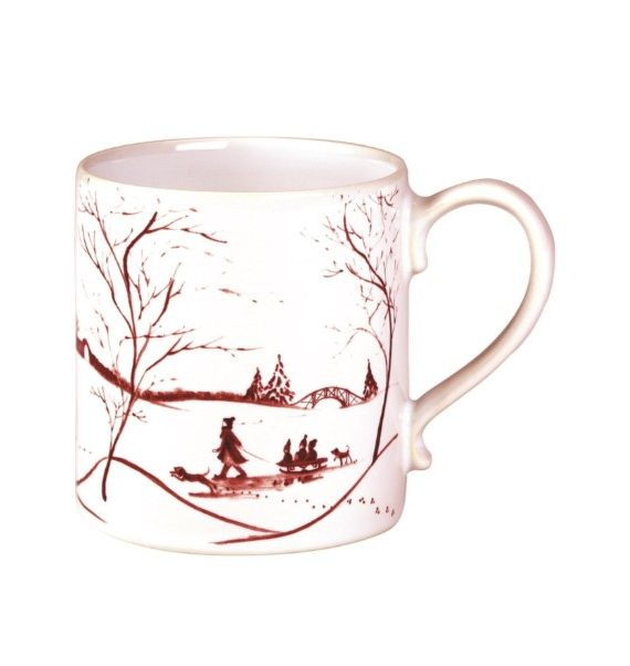 winter frolic mug