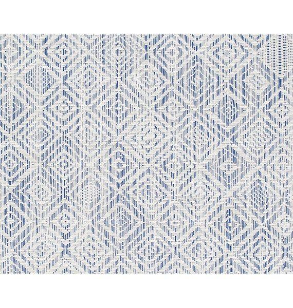 x blue mosaic