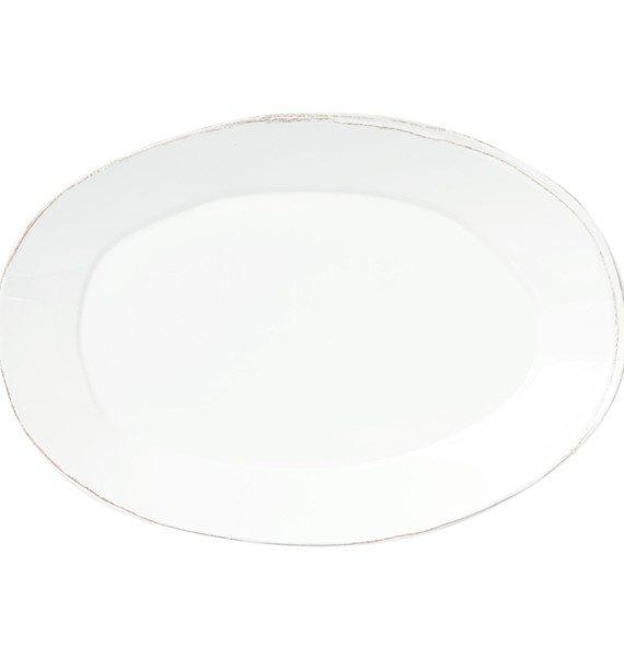 Lastra melamine oval serving Platter
