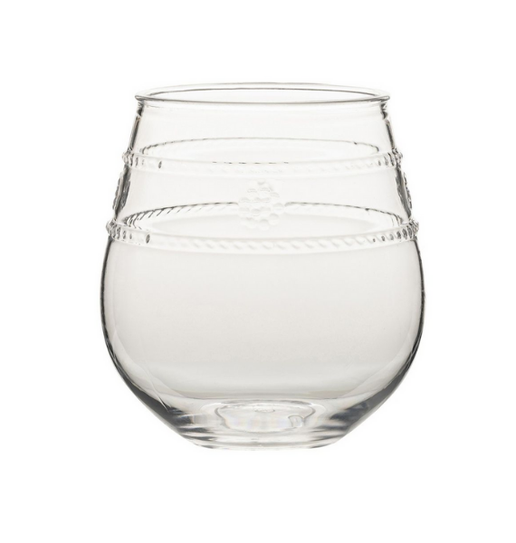 stemless isabella wine acrylic