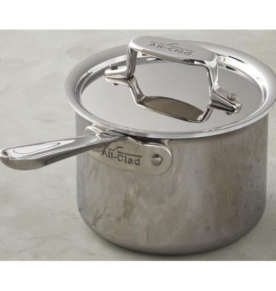 D qt sauce with lid