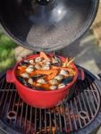 Dutch Oven Grill