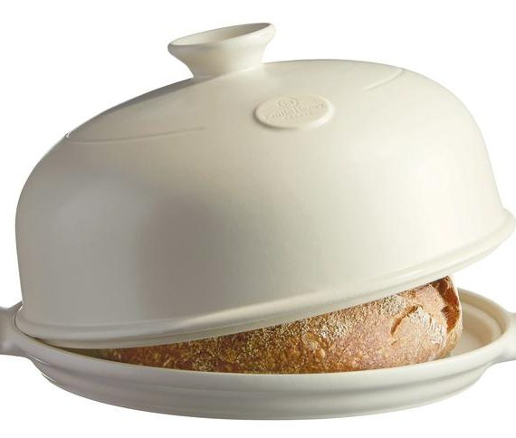Bread Cloche Linen