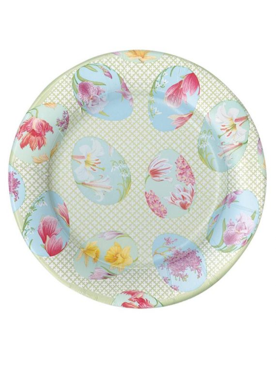 PS DECO EGGS PLATE