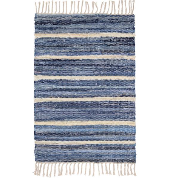 da rag stripe woven cotton