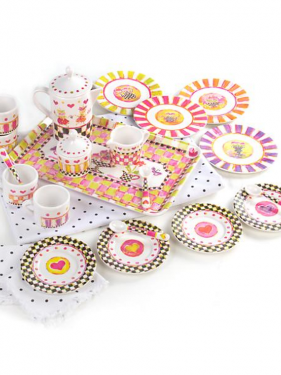 maypole tea party set