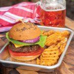 hamburger x