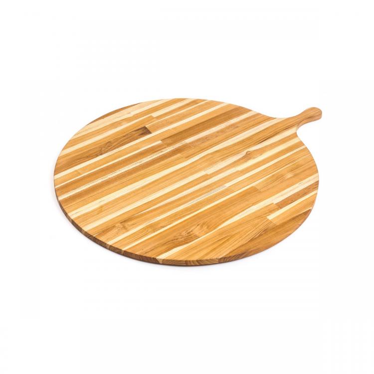 large round paddle
