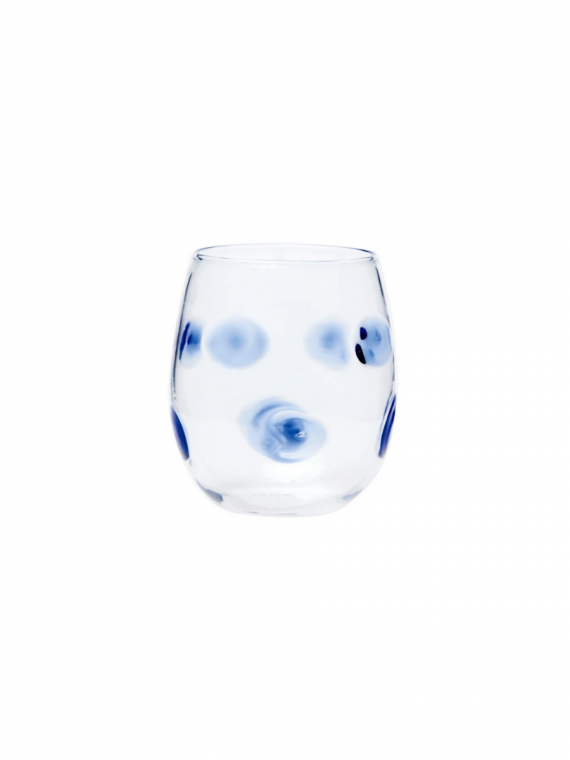 DRP B DROP BLUE STEMLESS WINE