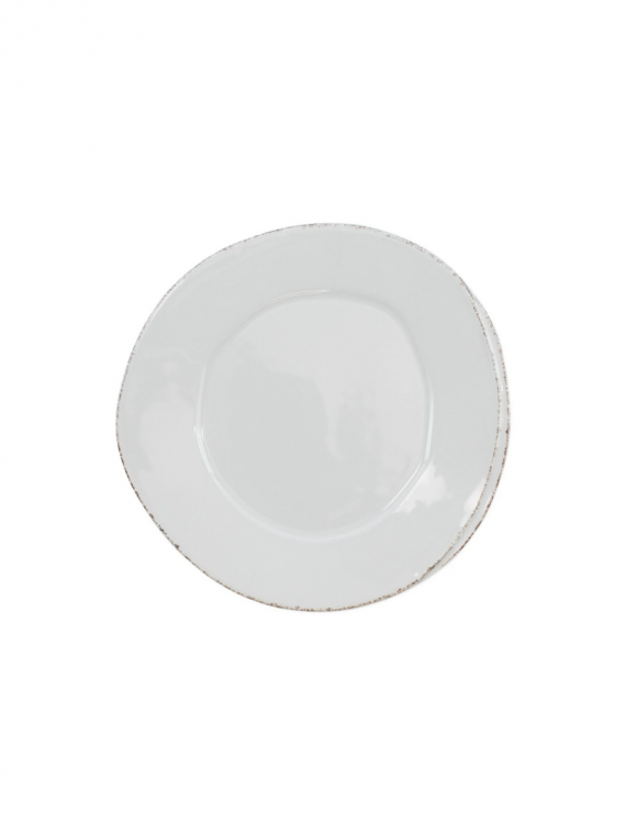 LAS LG LASTRA LIGHT GREY SALAD PLATE