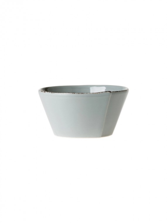 LASG LASTRA GREY STACKING CEREAL BOWL
