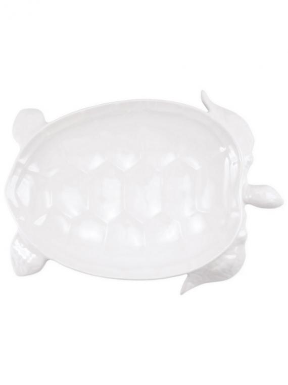 MIMA melamine incanto mare turtle platter