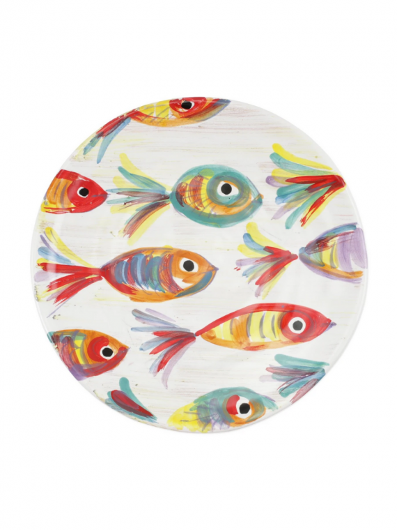 PESCI COLORATI SALAD PLATE PSE