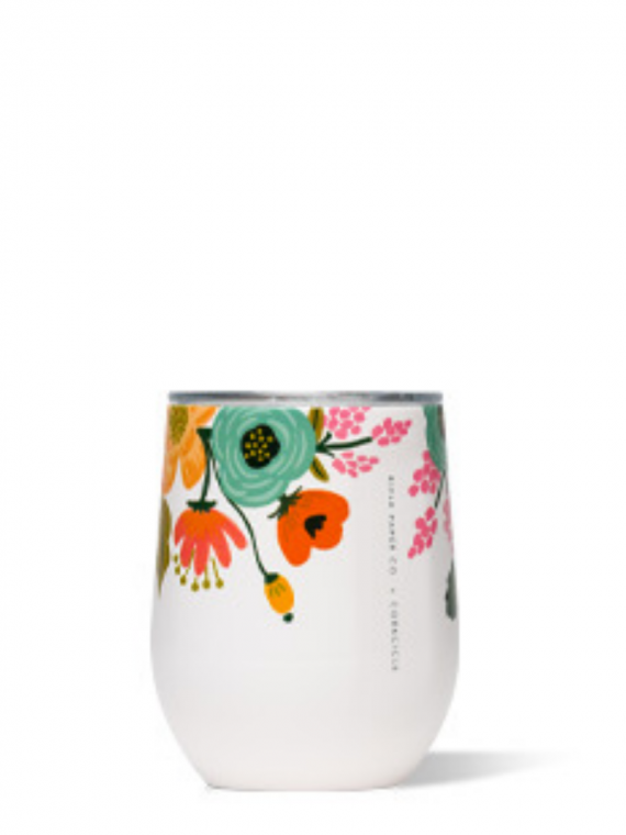RPGCL white floral stemless