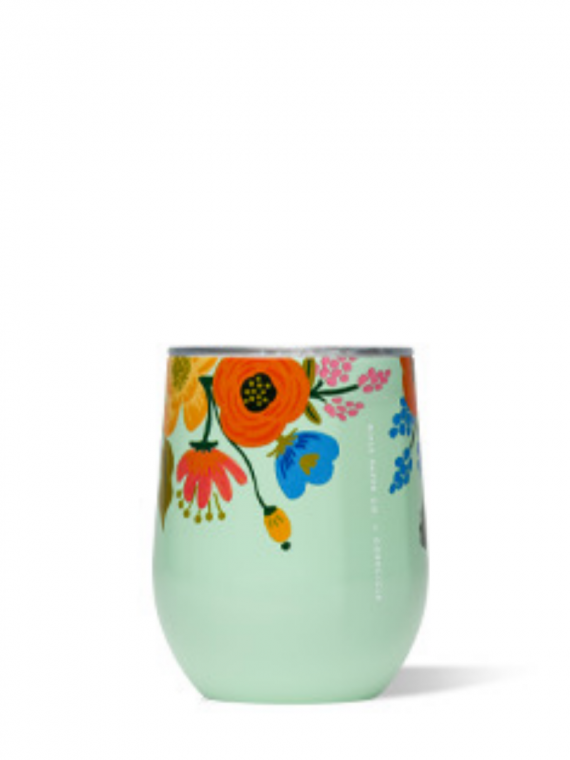 RPGML mint floral stemless