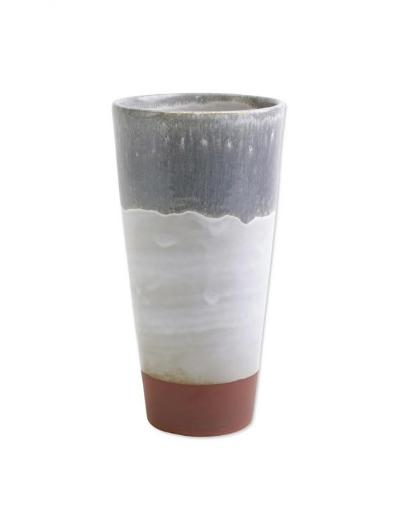 garden ombre tall vase vgar g