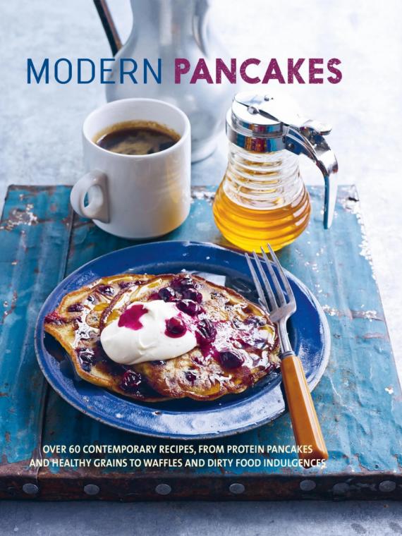 modern pancakes