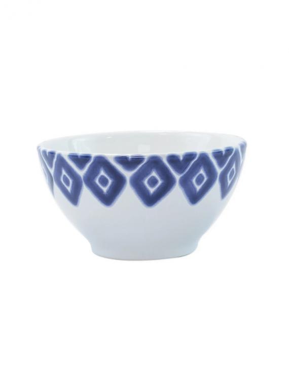 santorini diamond cereal bowl