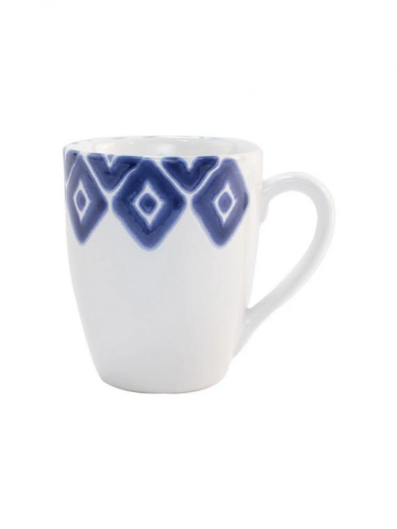 santorini diamond mug