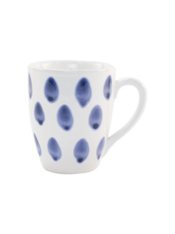 santorini dot mug